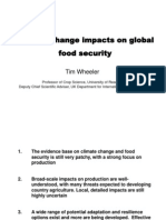 Wheeler CC Impacts on FoodSecurity