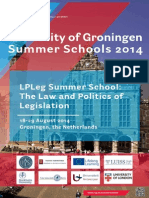 Flyer -- Summerschools