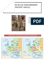 Fascismo y Nazismo Introducción