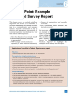 8) Chapter 6 - Example of Good Survey Report (Pgs 131-174)