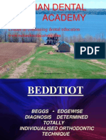 Beddtiot ORTHO / orthodontic courses by Indian dental academy