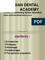 Begg's Technique-OrTHO / orthodontic courses by Indian dental academy