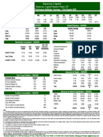 Emerson Capital Quarterly Performance - 3Q 2009