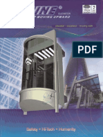 Brosur Line Elevator