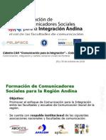 Presentación Catedra Colombia