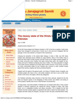 The Messy State of the Hindu Temples in Pakistan - Attacks _ Hindujagruti