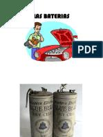 Las Baterias
