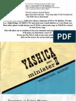 Yashica Minister II