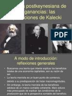 La Teoria Postkeynesiana de Las Ganancias2