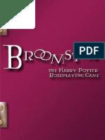 Broomstix Harry Potter RPG