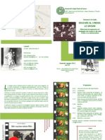 Educare Al Cinema, Le Origini - Parma, 6 Giugno 2014