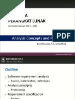 RPL - 004 Analysis Concepts and Principles