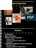 Intro to Visual Inspection
