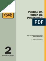 Perdas de Protensão - RUDLOFF