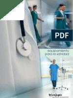 Catalogo Equipamiento Para La Sanidad