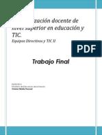 TF - Pascual