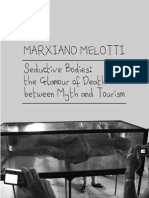 Articolo Seductive Bodies. the Glamour of Death Between Myth and Tourism-libre