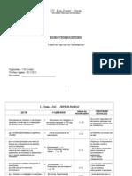 Tematsko Planiranje Za 8 Odd Zivotni Vestini