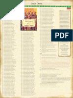 Sucesion Apostolica Mons. Mario Tamayp y Tamayo