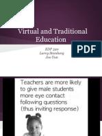 edp 520 virtual traditional