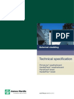 External+Cladding+Technical+Specification+%28PrimeLine+weatherboard+HardiePlank+weatherboard+PanelClad+sheet+%26+HardieFlex+sheet%29+March+2013