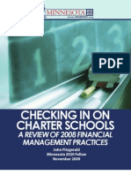 Checking in on Charter Schools