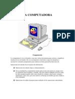 La Computadora y Sus Partes en Word