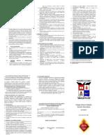 Reglamento Secundaria Librito 2011 -2012