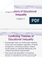 T4_inequality in Education