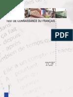 TCF information