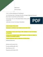 Durkheim bibliografia