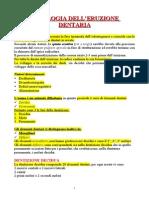 3.Fisiologia Dell'Eruzione Dentaria