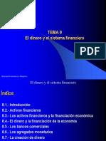Dinero y El Sistema Financiero