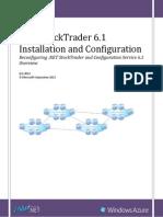 Stock Trader Configuration