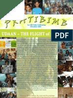 AID Delhi newsletter November 2009 - Pratibimb