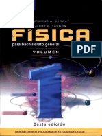Fisica de Serway Raymond a Volumen 1