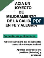 Hacia Un Proyecto Calidad_feyalegria