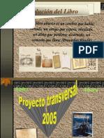 Evolucion Del Libro
