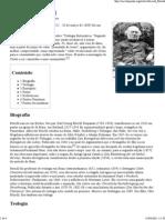 Albrecht Ritschl - Wikipédia, A Enciclopédia Livre