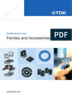 Ferrites and Accessories Data Book 130501