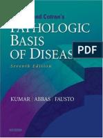 בסיס פתולוגי למחלות - רובינס תרגום עברית