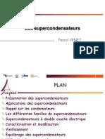 Les Supercondensateurs
