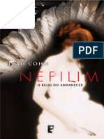 Nefilim - Livro 01 - O Beijo Do Amanhecer - Leah Cohn