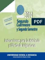 Instructivo 2014 II Web Final