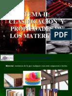 Materiales Compuesto, Polimero y Ceramico