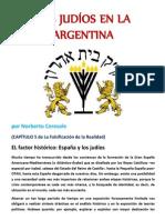 LOS JUDÍOS EN LA ARGENTINA- Norberto Ceresole
