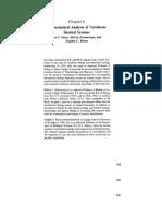 Biomechanical Analysis of Vertebrate Skeletal Systems 6-Glase