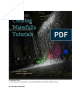 Create a Waterfalls