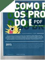 Estudo de Caso Como Resolver Os Problemas Do Brasil