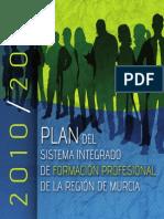 66368-Plan Del Sistema Integrado de Formación Profesional de La Región de Murcia 2010-2013